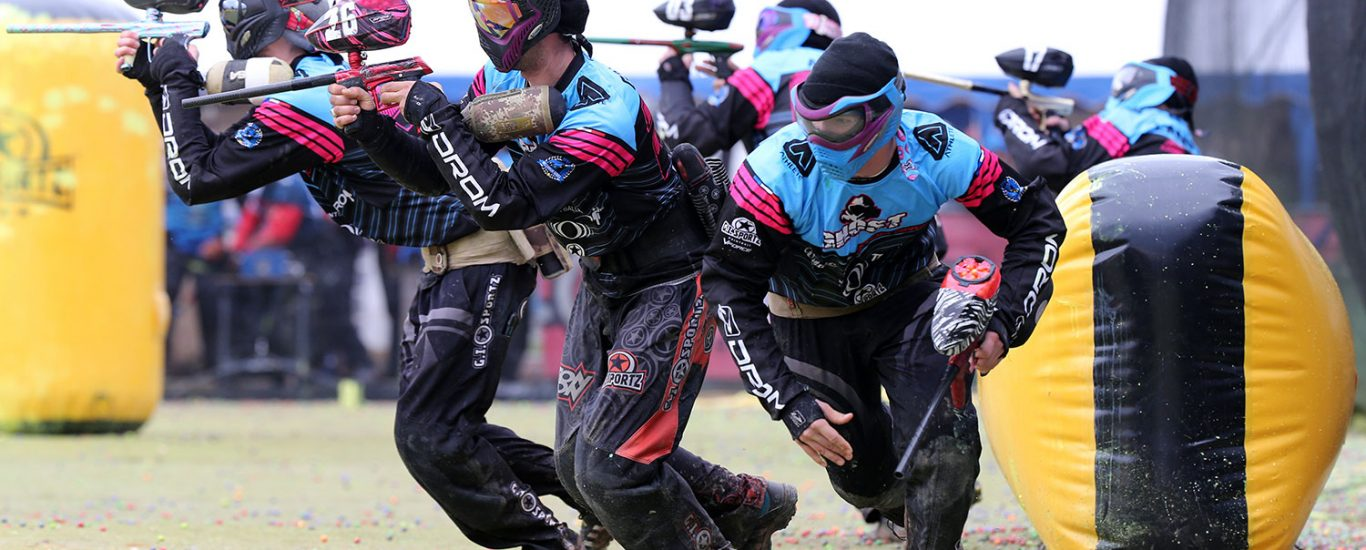 Paintball painful